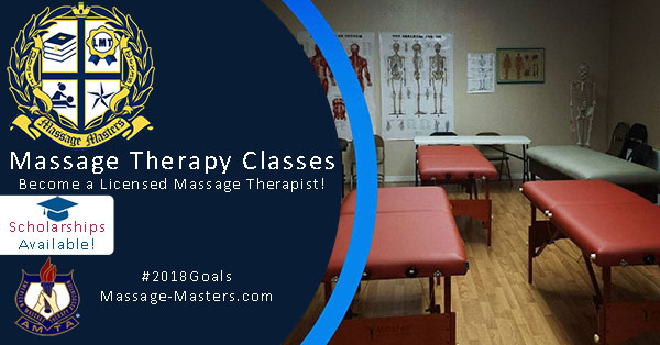 Massage Therapy School And Ceus Massage Masters School